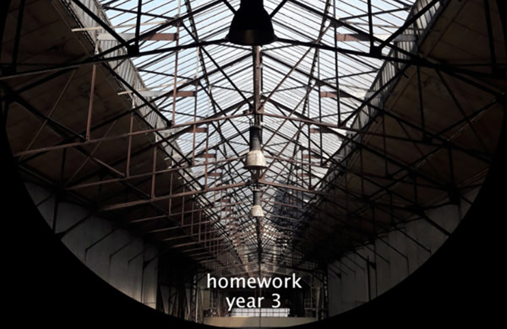 Sound release「homework – year 3」