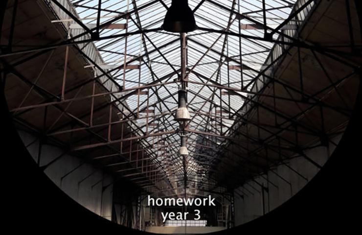 Sound release「homework – year 3」