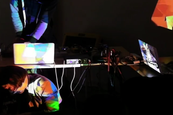 Exportion Live at ART SPACE BAR BUENA