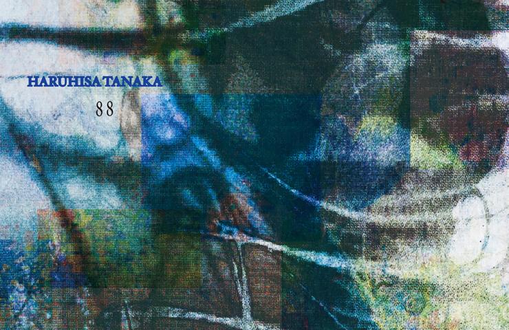 Haruhisa Tanaka/88 Cover Design
